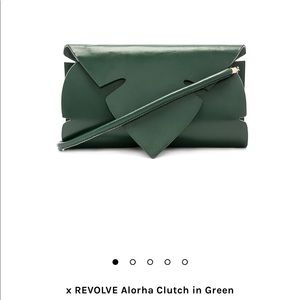 ISO house of Harlow clutch